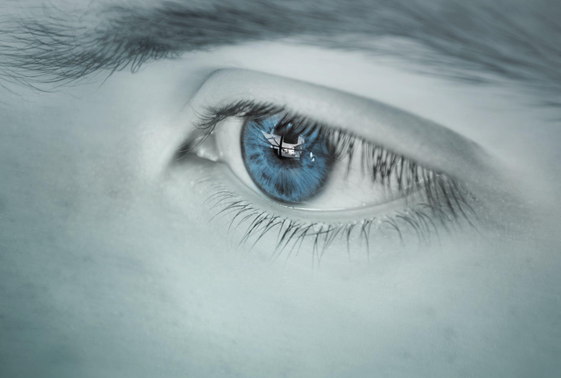 droge ogen wat te doen